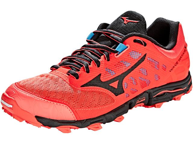 Mizuno Wave Hayate 5 Running Shoes Women pink/black